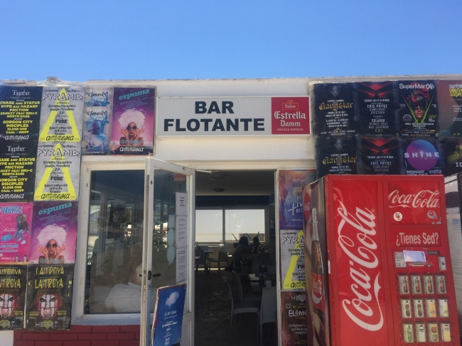 Bar Flotante
